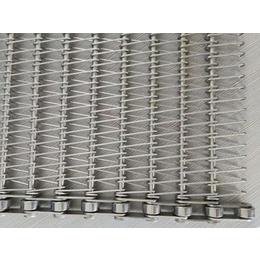 金属网带 链条式输送网带 山东生产厂家 乾德机械