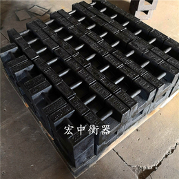 宁夏银川20kg外贸出口砝码10公斤铸铁砝码