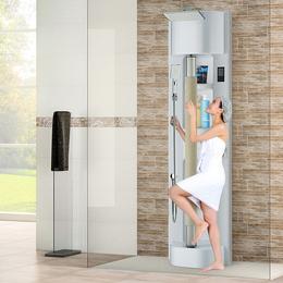合瑞创新梦工厂360度转搓澡搓澡机沐浴搓澡舒心享受智能科技