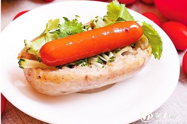 台湾美食大肠包小肠,你吃过吗?