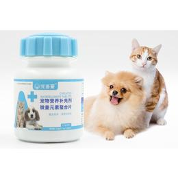宠吾爱螯合微量元素片 犬猫通用120g