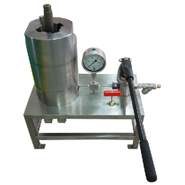 深圳鱼卵加压试验设备_采用特力得手动泵_可得到稳定的压力源