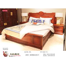 卧式红木大床-年年红红木家具-卧式红木大床哪里有卖