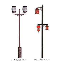 衡水仿古庭院灯-玖能新能源-太阳能仿古庭院灯