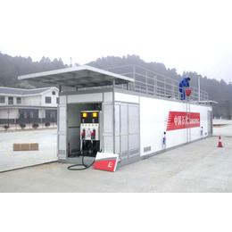 撬装式加油站报价-撬装式加油站-中盛能源中心