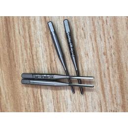 直槽丝锥进口含钴高速钢手动丝攻1.2小径切削丝锥厂家直销
