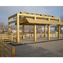 户外防腐木地板-合肥旺发木业(在线咨询)-安徽防腐木