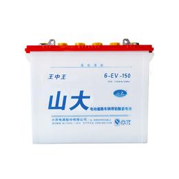 质量稳定蓄电池6-EV-150型砖厂车电动轿电瓶