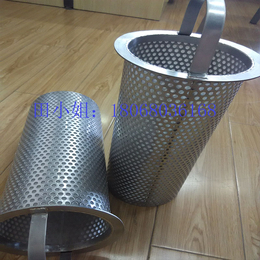 供应直径20cm焊接过滤网筒