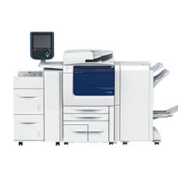 高速黑白复印机系列---施乐5代6080数码文印机
