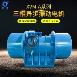 XVM-A振动电机75-4振打电机 振动力75KN