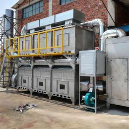 活性炭催化燃烧设备有机废气处理设备活性炭再生利用原理