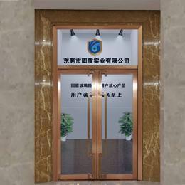 福州单开钛金不锈钢乙级防火门高质量不锈钢乙级玻璃防火门供应商