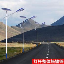新农村6米30瓦太阳能路灯缩略图