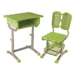 HL-A1911单人塑料旋转式课桌椅缩略图