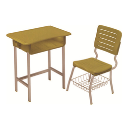 HL-A1923单人课桌椅