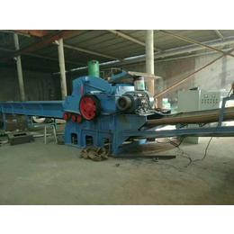 供应厂家直销疙瘩机头料厚板大型粉碎车
