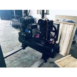 柴油发电机带电焊空压机