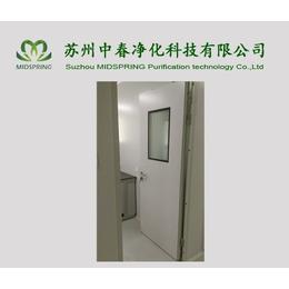 净化门销售 洁净净化门 钢制净化门 防火芯材钢制门