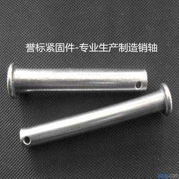 销轴厂家公司  耐磨销子  誉标紧固件制造有限公司