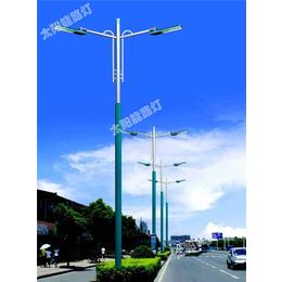太阳能道路灯-太原亿阳照明 路灯-8米太阳能道路灯