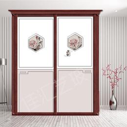 常年供应生产衣柜板材  衣柜推拉门  可定制生产