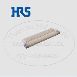 HRS连接器DF19G广濑20芯间距1.0mm单排胶壳接插件缩略图
