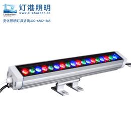 七彩led洗墙灯_上海led洗墙灯_灯港照明