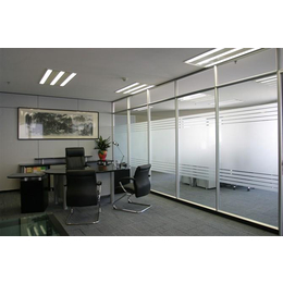 单层玻璃隔断 移动隔断 移动隔断墙 室内隔断