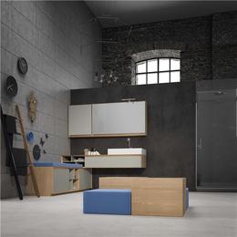 宜铝香家居发货及时(多图)-铝制浴室柜好处-浙江铝制浴室柜