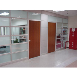 玻璃隔断 办公室玻璃隔断 玻璃高隔间 玻璃高隔墙