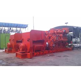 康明斯500KW污水厂燃气发电机 城市污水处理厂气体发电工程