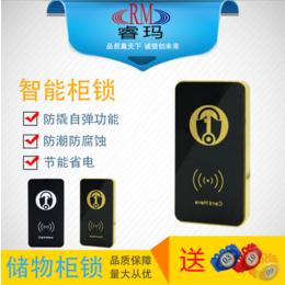 WES B3124 电子感应锁 更衣柜储物柜电子门锁文件柜锁