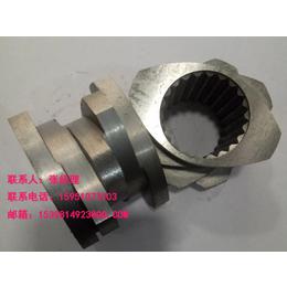 南京科尔特6542料72机73机单螺杆螺套捏合块厂家