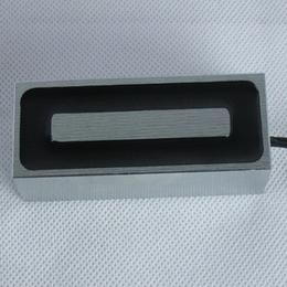 厂家供应大吸力方形电磁磁铁 H803024 吸力300N