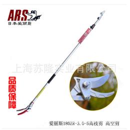 日本爱丽斯180ZR-3.05高枝剪高空修枝剪伸缩3米高枝锯