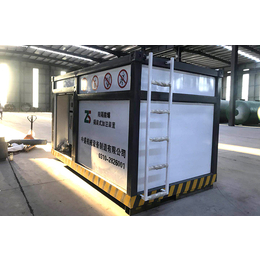 中盛能源qy8千亿国际(图)-撬装式加油站厂家-安徽撬装式加油站