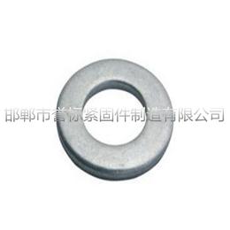 大量生产优质国标垫圈 现货供应M20镀锌平垫厂价直销