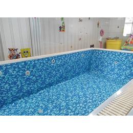 冲浪池地面装修铺什么,地面防水装饰(在线咨询),地面装修