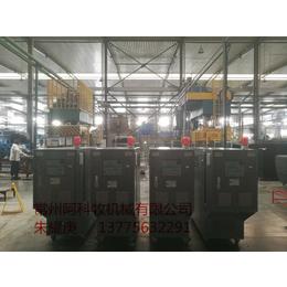 供应反应釜油加热器 阿科牧机械国内专业