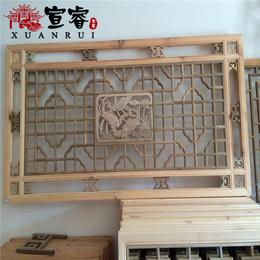 木雕中式门头厂|木雕中式门头|宣睿仿古不容错过(查看)