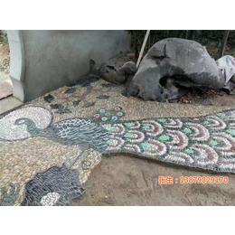 鹅卵石墙 濮阳鹅卵石 申达陶瓷厂
