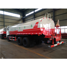 20立方保温运输热水温泉水专用车-热电厂配送热水专用车缩略图
