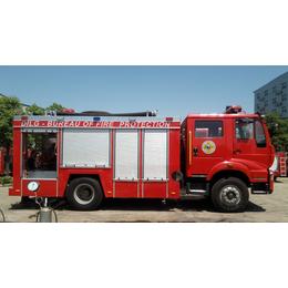 供应江特牌JDF5170GXFPM60型泡沫消防车