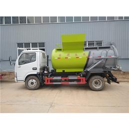 自装卸式3方4方5方餐厨垃圾车价格及配置