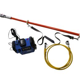 10KV带电作业高空绝缘液压切刀 分体式导线剪刀