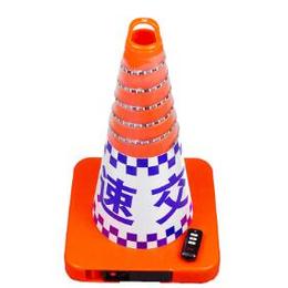 LED发光预警路锥江西警用装备批发