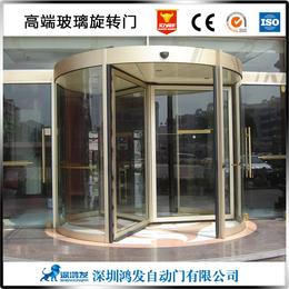 上海温泉酒店隔音****旋转玻璃门 防尘玻璃自动旋转****门价格