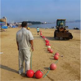 海边警示隔离双耳定点防冲毁防破损警示浮球