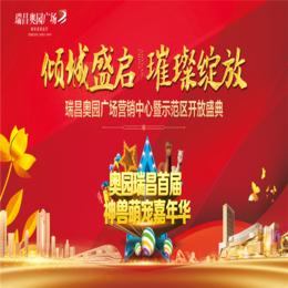 瑞昌奥园广场开业盛典 九江大胜文化传媒缩略图